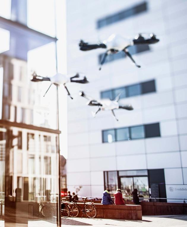 Die Zukunftsstadt | Die Zukunftsbilder der Stadt in der deutschen Science Fiction The city of the future | Visions of the city in German science fiction literature