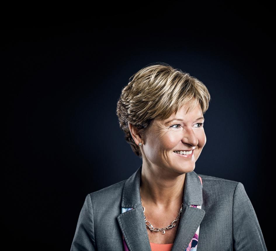 Daniela Heil Vorstandsmitglied, Sparkasse Mittelfranken-Süd