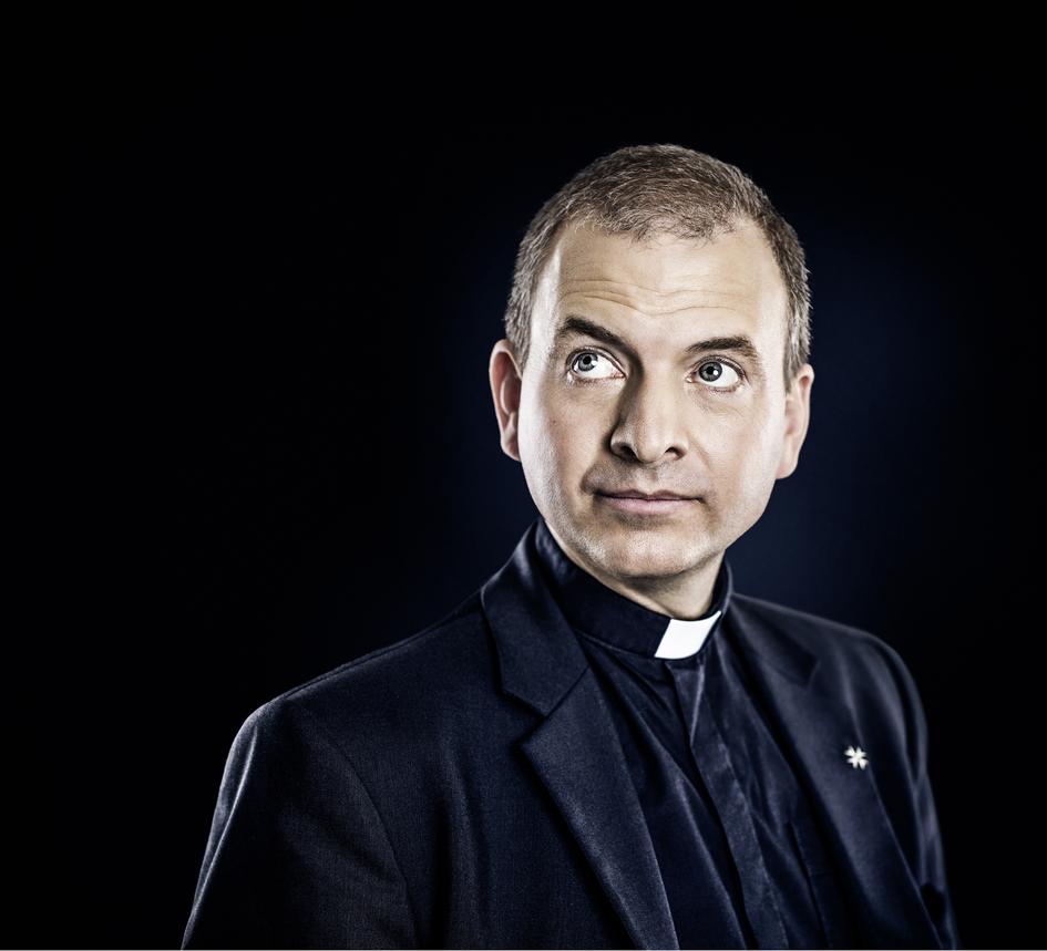 FRA'DR. Georg Lengerke // Leiter des geistlichen Zentrums der Malteser in Ehrenshoven