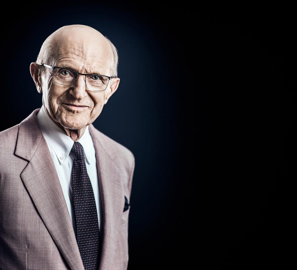 Horst Will Gründer // ifp-Institut für Personal- und Unternehmensberatung // ifb-Institut für betriebswirtschaftliche Beratung Heutige ifb AG.