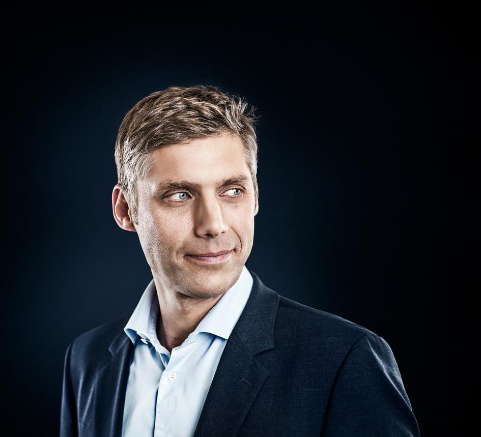 Johannes Pruchnow  CEO  Versatel GmbH
