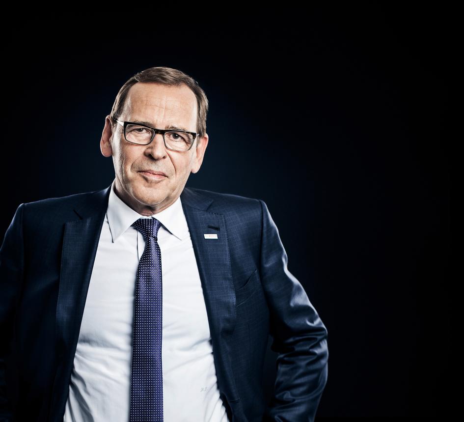 Peter Tyroller Geschäftsführer, Robert Bosch GmbH