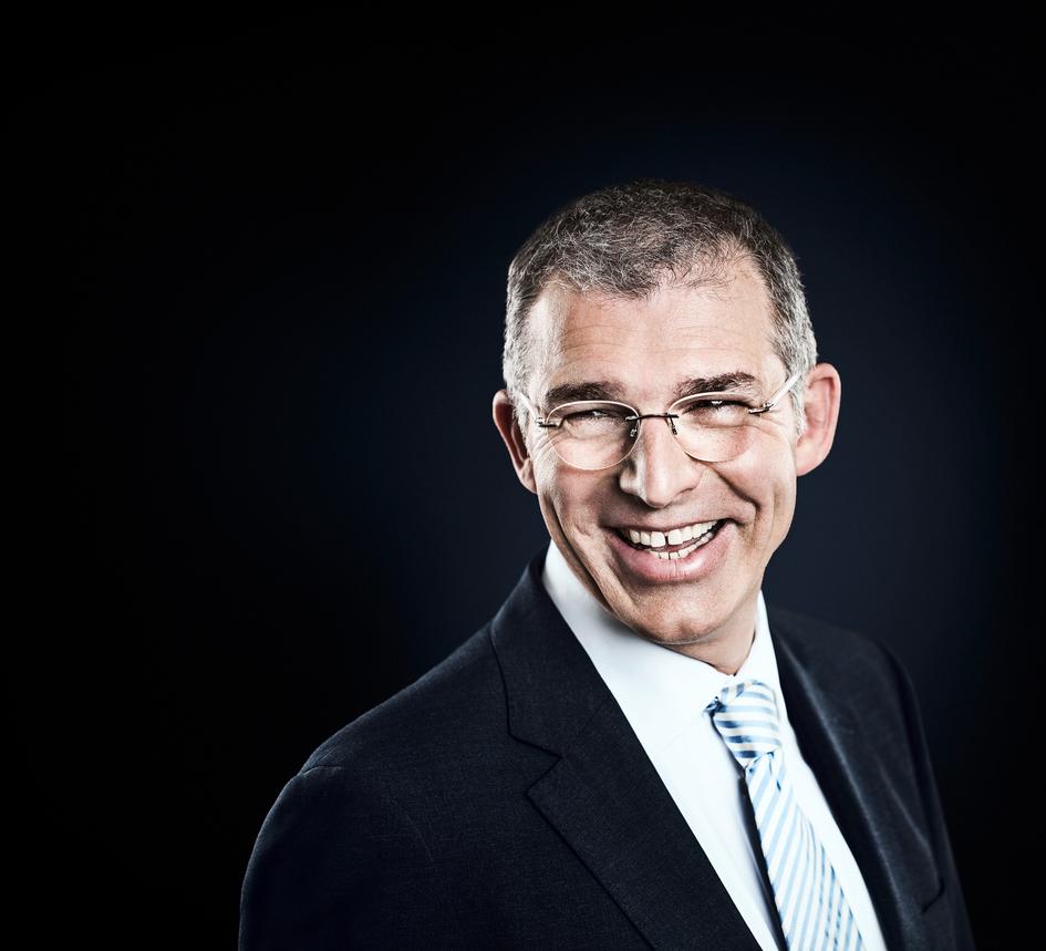 Thomas Hegel Vorstandvorsitzender, LEG NRW GmbH