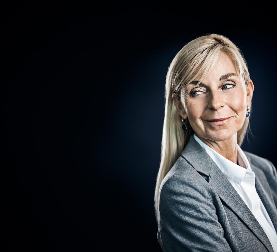 Dr. Ursula Schütze-Kreilkamp // Leitung Personalentwicklung Konzern und Konzernführungskräfte der Deutschen Bahn